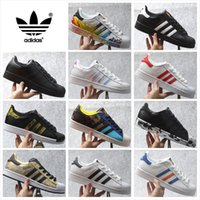 2017 Adidas Shoes Superstar 80 Hot Sale Fashion Men Casual M...