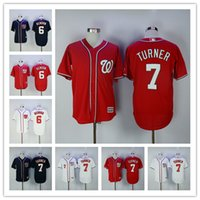 Trea Turner Jersey Anthony Rendon Washington Nationals Baseb...