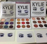 Kylie Jenner Newest Kyshadow Palette Burgundy Eyeshadow Of Y...