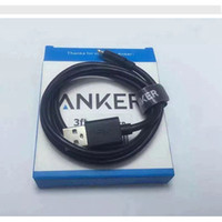 Anker V8 3ft Micro USB Câble Pour Samsung Pour Android Câble Micro Sync Données Chargeur Chargeur Câble adaptateur avec boîte DHL Free CAB170