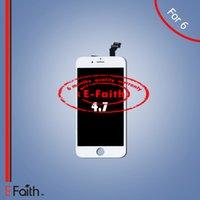 IPhone 6 Grade A +++ Blanc Affichage LCD avec numériseur à écran tactile complet pour 4,7 pouces