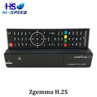 Original Zgemma H. 2S TWO DVB- S2 enigma 2 Linux Operating Sys...