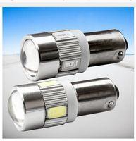 100X T4W 5730 6SMD 10SMD BA9S Side Tail Light Projector LED ...