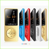 Wholesale- 2016 New Arrive Ultrathin 8GB MP3 Player With 1. 8...