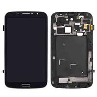 Qualité AAA Plein écran LCD Touch Digitizer écran pour Samsung Galaxy Mega 6.3 I9200 I9205 I527 Avec Assemblée + cadre Remplacement