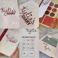 Kylie Cosmetics Jenner diary eye shadow Kit Eyeshadow Palett...