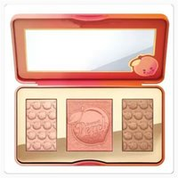 Sweet Peach Glow Infused Palette de mise en évidence Cosmétiques naturels durables de visage Nouvelle marque Article de haute qualité chaud