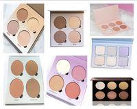 2017 Correcteur Makeup Face Blush Poudre Blusher Palette Cosmétique Blush Marque Highlighter maquillage de haute qualité DHL livraison gratuite
