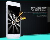 Nillkin Film de verre trempé pour iphone 7 film de protection de luxe iphone 7plus H + PRO film antidéflagrant shopping gratuit