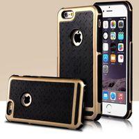 Pour iphone 7 antichoc Dirtproof TPU PC pare-chocs Hard Case Phone Cover pour iphone6 6 6s plus 5