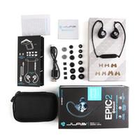 JLab Audio Epic2 Wireless Sport Earbuds Bluetooth 4. 0 Headph...