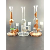 Grace Glass Bongs 3 Colors Honeycomb Perc Oil Rig Glass Bong...