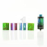 Resin tube Demon killer Eleaf Ijust S colorful cool design r...