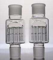 Construire un bong desigh Percage en verre amovible au milieu avec percolateur arbre bras avec joints de 29 mm