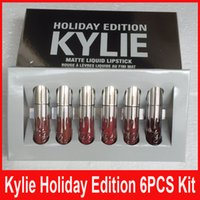 newest kylie holiday edition mini kit KYLIE lipgloss Jenner ...