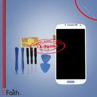 Pour Samsung Galaxy S4 i9500 i337 M919 blanc Touch LCD digitizer remplacement de l'écran Livraison gratuite DHL