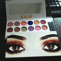 New Kylie Holiday Edition Cosmetics Jenner Kyshadow eye shad...