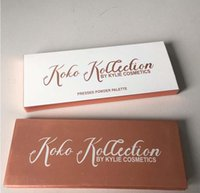 koko kollection by kylie cosmetics pressed powder palette 4c...