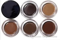 Pommade Maquillage sourcil sourcilleur Enhancers 4g Blonde / Chocolat / Brun foncé / Ebène / Auburn / Medium Brown / TALPE + cadeau