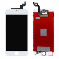 Pour l'iPhone 6S Complete LCD Digitizer écran tactile d'assemblage avec la fonction 3D Touch Qualité AAA Test gratuit d'expédition un par un