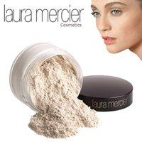 Laura Mercier sueltan el polvo del maquillaje de la cara de la fundación del polvo que el poro mínimo aclara el corrector Envío libre de DHL