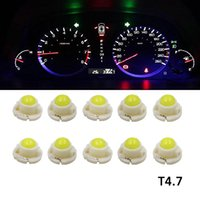 Car LED T4. 7 Neo Wedge 12mm Car Dash A C Climate Instrument ...