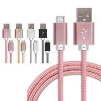 Factory Sale 1M 3Ft Type- C V8 IP5 IP6 IP7 Micro USB Aluminum...