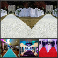 White Rose Fashion Wedding Banquet Table Cloth Overlays 3D R...