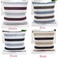 Wholesale- Taotown 2016 Fashion Stripe Bed Home Decorative F...
