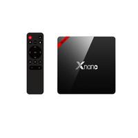 X96 Pro Amlogic S905X Android 6,0 TV Box 1G + 8G / 2G + 16G Wifi Set décodeur mieux que x96 20pcs