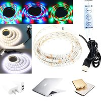 RGB Color Changeable Strips Light 3528 SMD LED 5V Flexible R...