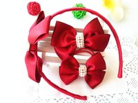 1set=3pcs Children Accessories Hairband Hairpins Gum for Hai...