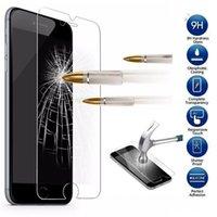 ¡Acción de los EEUU! 9H ForiPhone de cristal templado 6s más el teléfono de la película protectora del protector de la pantalla superior liberan el envío