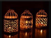2015 New Arrival Romantic Wedding Favors Iron Lantern Candle...
