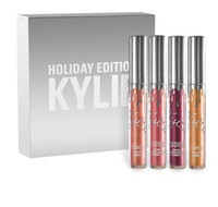NEW Kylie Cosmetics HOLIDAY COLLECTION Full- Size 4pc Holiday...