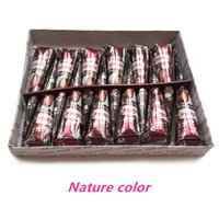 India Tattoo Inks Couleur naturelle, Noir, Marron 3 couleurs Indian Henna Tattoo Paste pour Body Drawing Black Henna Tattoos Body Art Painting 25g