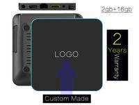 10pcs Custom Made Qplus- 2GB 16GB Smart Android6. 0 Marshmallo...