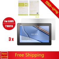 Wholesale- Sikai 3 x Clear Screen Protector Film Guard For A...
