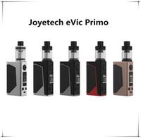 100% Original Joyetech Evic Primo lance des kits Avec Unimax 25 Atomizer Kit BFXL Kth-0.5ohm DL tête double vs Eleaf iStick Pico