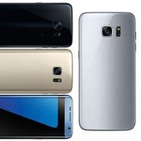 Goophone 1: 1 S7 Край изогнутый 5,5-дюймовый экран смартфон MTK6580 Quad Core Andriod 1G / 8G металлический каркас Clone разблокированные телефоны