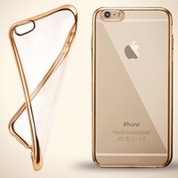 Electroplating Case For Samsung s8 Plus s7 iPhone 6s 7 6 Plu...