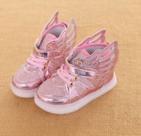 2017 Spring and autumn trade new light baby children shoes m...
