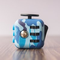 2017 Free Shipping New Arrival Fidget Cube Relieves Stress A...