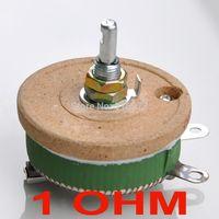Wholesale- 50W 1 OHM High Power Wirewound Potentiometer, Rhe...