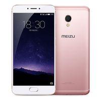 Быстрая зарядка MEIZU MX6 4 Гб 32 Гб 64-Bit Дека Ядро Helio X20 MTK6797 Android 6,0 5,5 дюймовый 1080P FHD сенсорный ID сканер отпечатков пальцев 4G смартфон