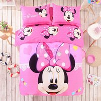 Wholesale Minnie Mouse Bedding - Buy Cheap Minnie Mouse Bedding ...
