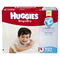 Hies Snug & Dry Baby Diapers Economy Plus Pack ( size 1 - si...