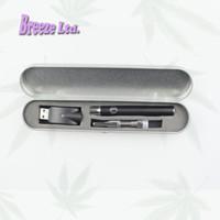 Cartouche en verre de bobine de céramique Kit de batterie de préchauffage cartouches stylos à huile de cire ce3 cartouches de stylo vaporisateur pour CBD huile épaisse gros DHL