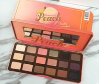 top quality!hot selling !brand Makeup sweet peach eye shadow...