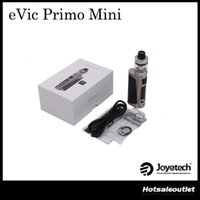 Authentique Joyetech eVic Primo Mini avec ProCore Aries Kit 80W eVic Primo Mini TC Mod 4.0ml ProCore Aries Atomizer 100% Original